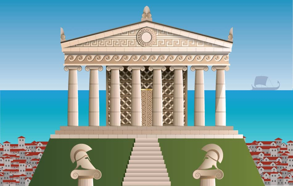 Greek Temples Explained