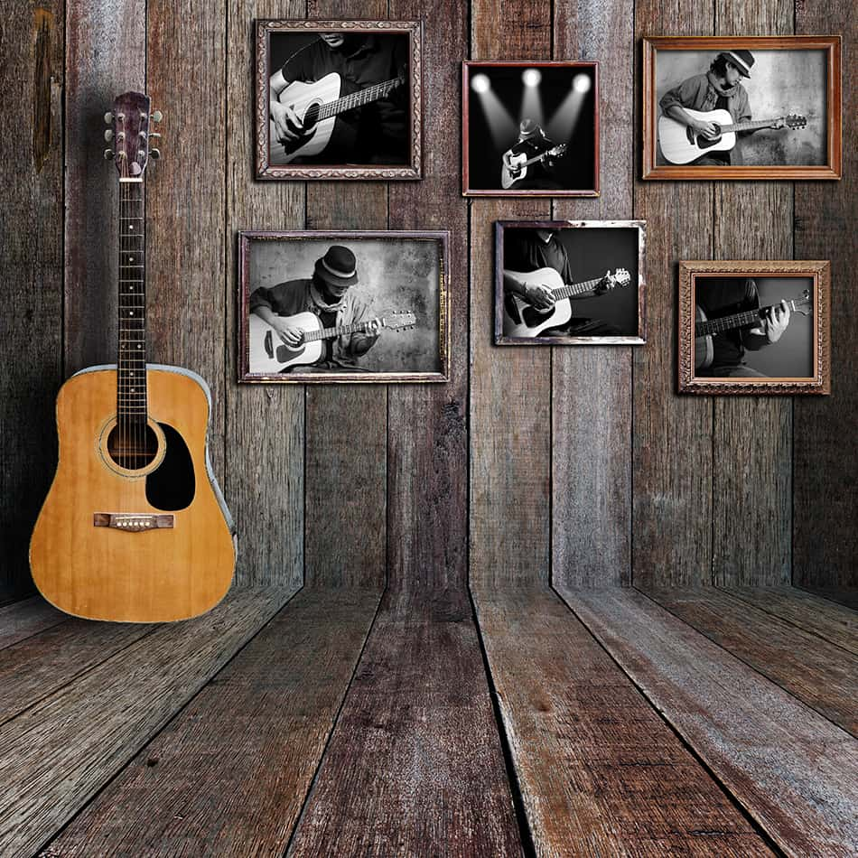 Have a Music Gallery Wall