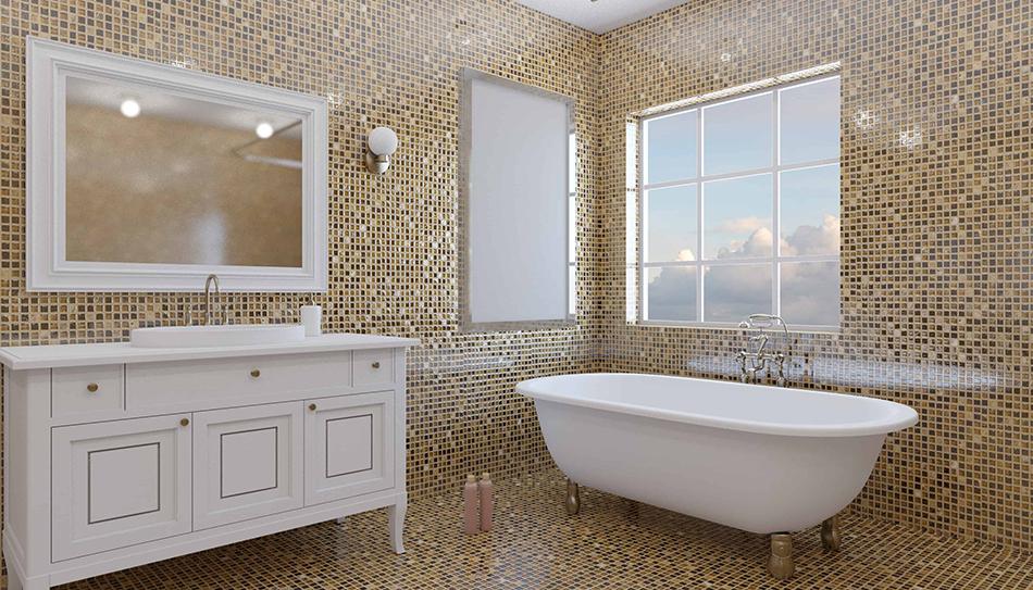Pros of Having a Fully-Tiled Bathroom