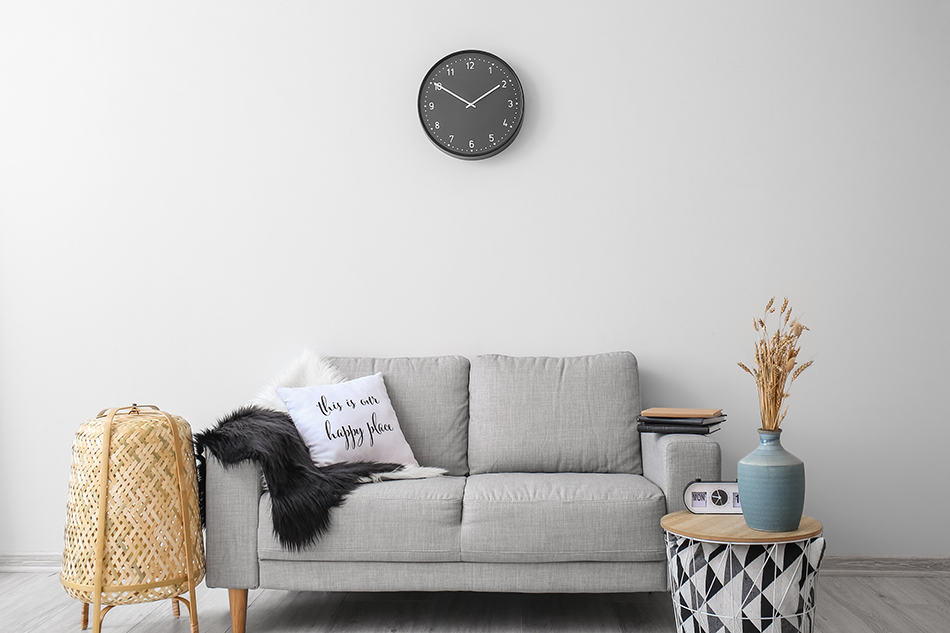How High To Hang a Wall Clock