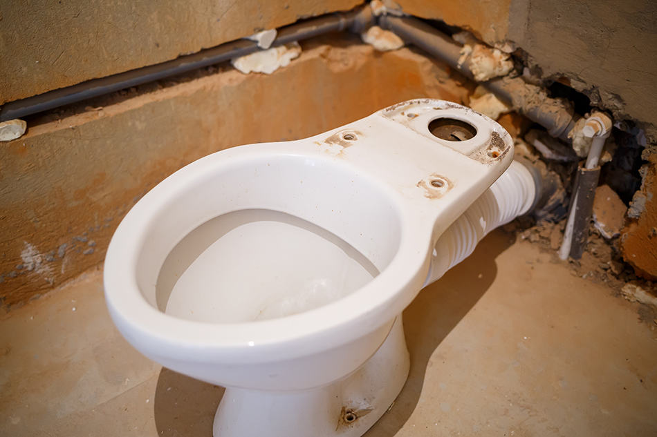 Install A New Toilet and Flange