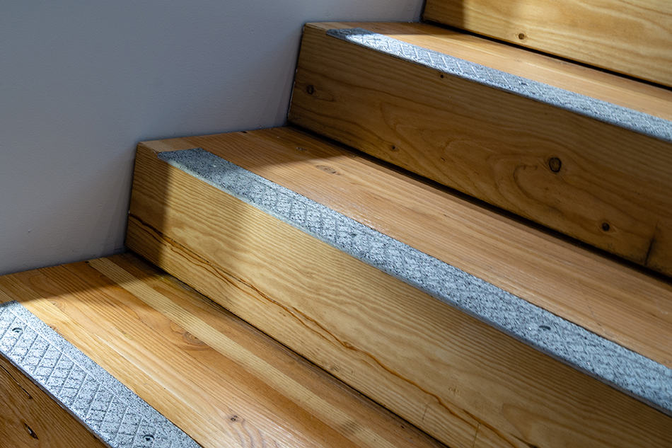 Premade Stair Treads