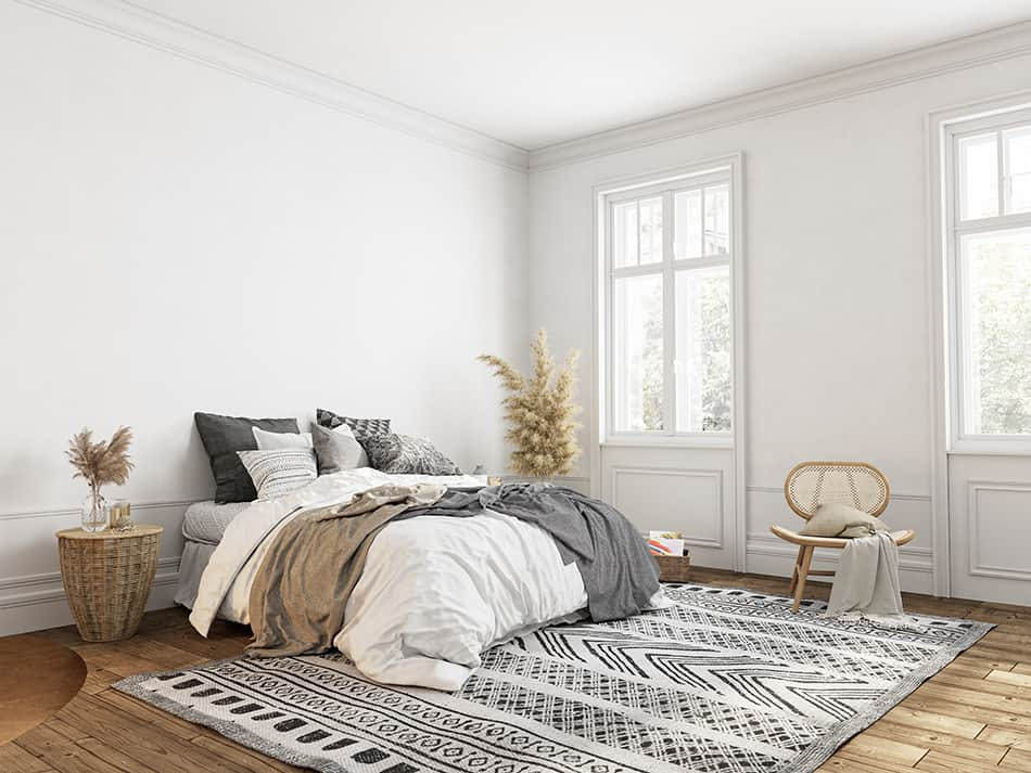 Pros of Carpet in a Bedroom