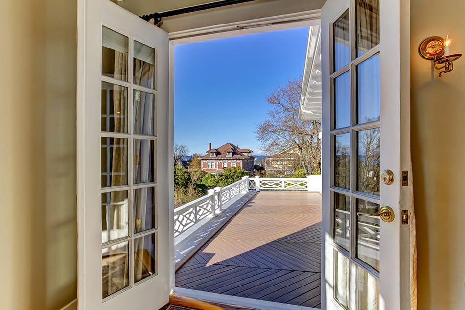 Should French Doors Open Inward or Outward?