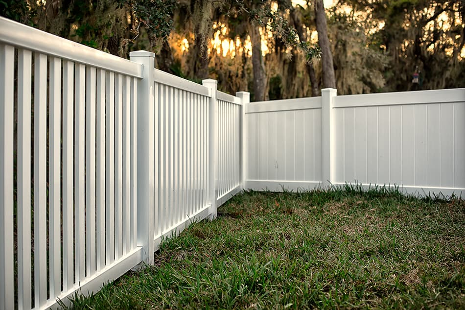 Solid fences