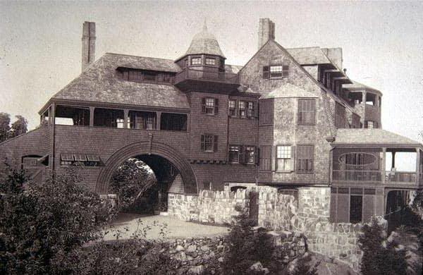 The Kragsyde in Boston, Massachusetts