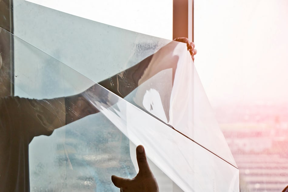 Translucent Window Film