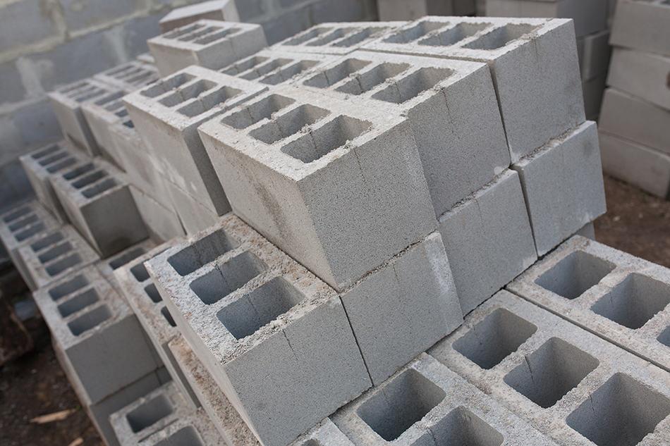 Types of Cinder Blocks