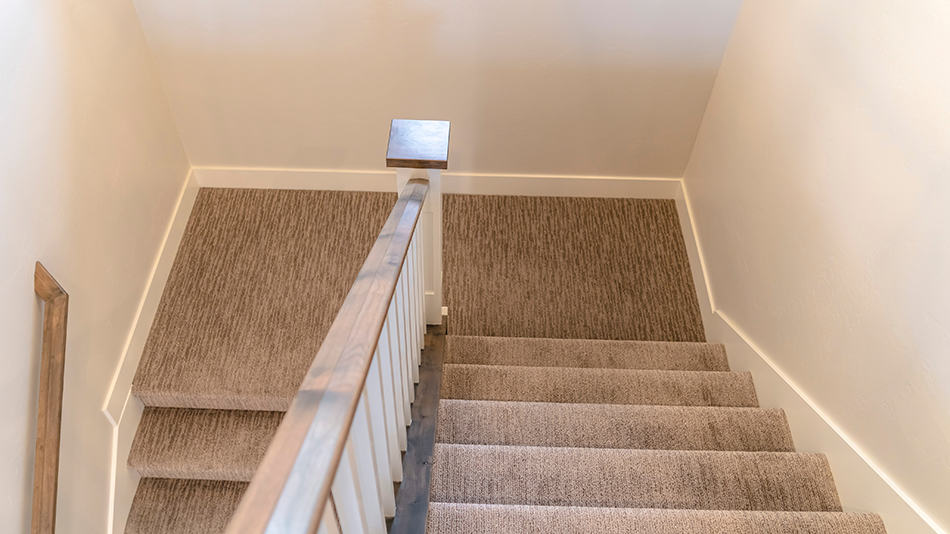 U-Shaped staircases
