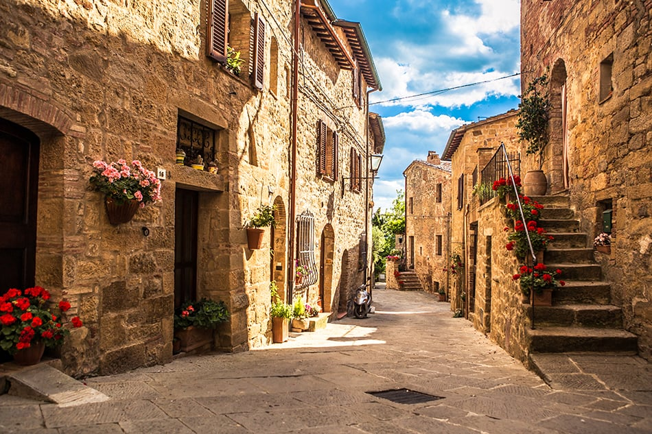 What is Tuscan Style Architecture