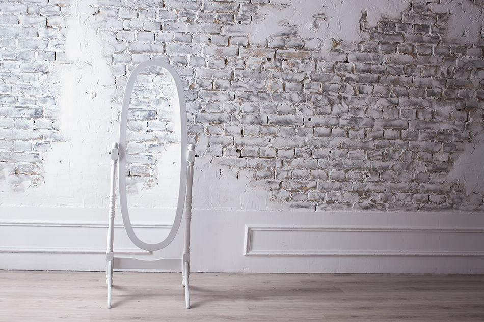 Cheval Full-Length Mirror