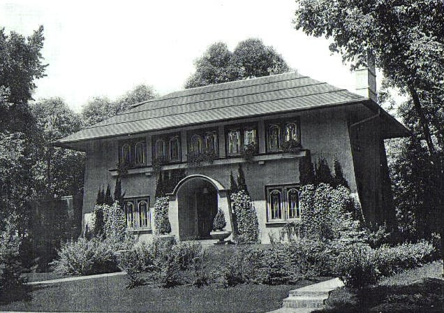 Henry Schultz House in Illinois