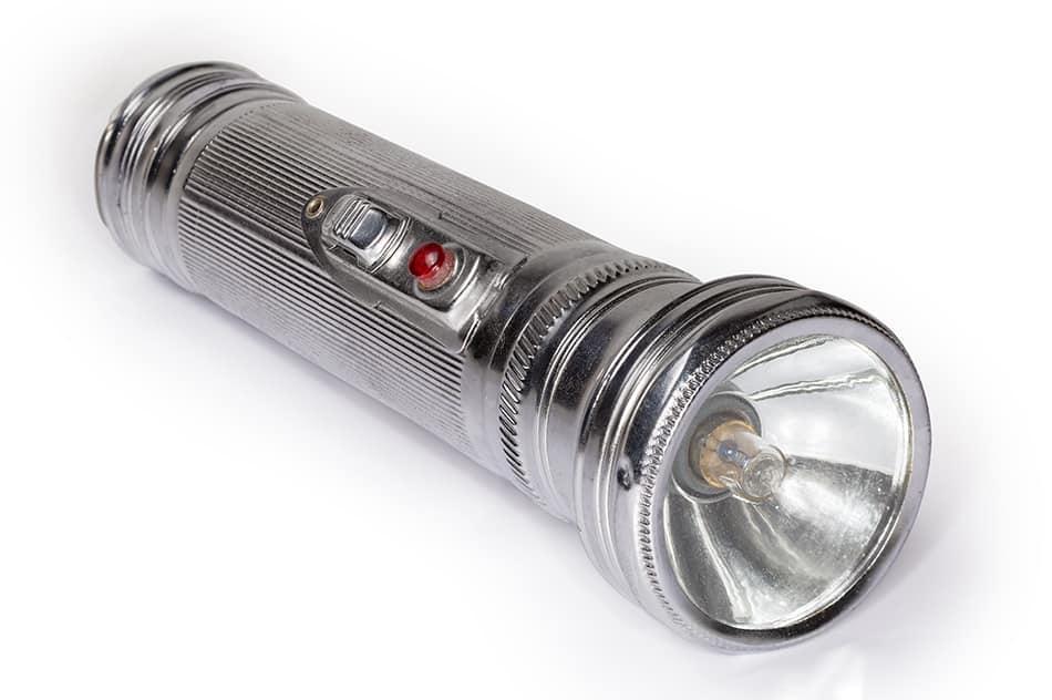 Incandescent Flashlight