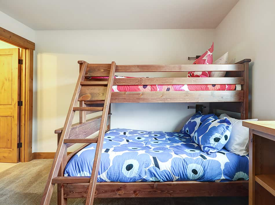 Standard Bunk Bed Dimensions Homenish