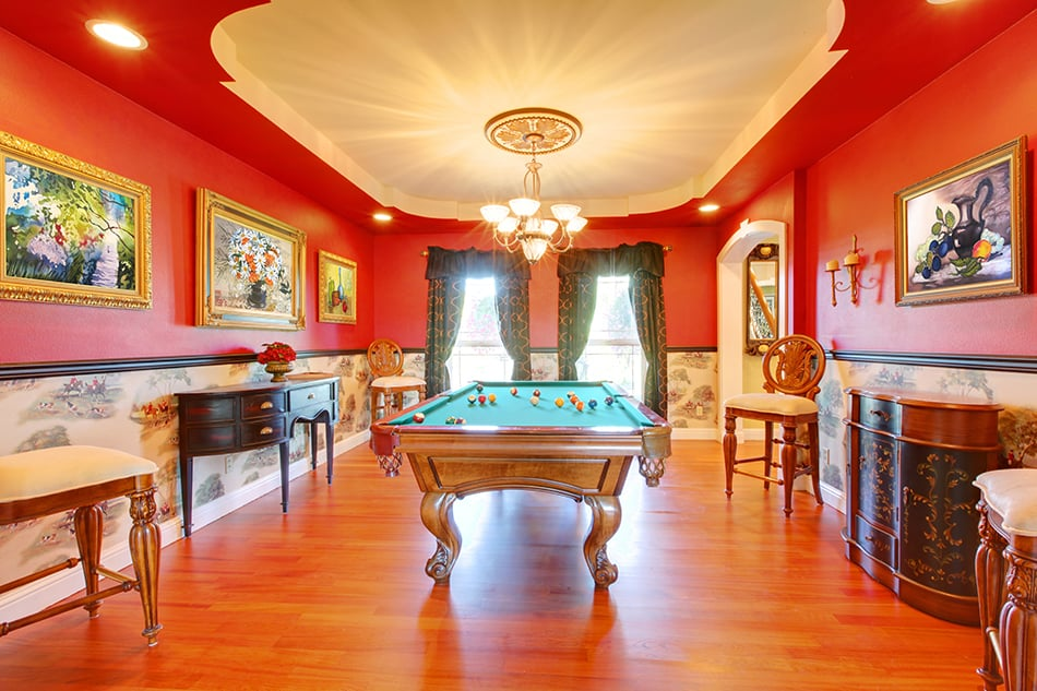 Make Your Play Room Funky with Pops of Color