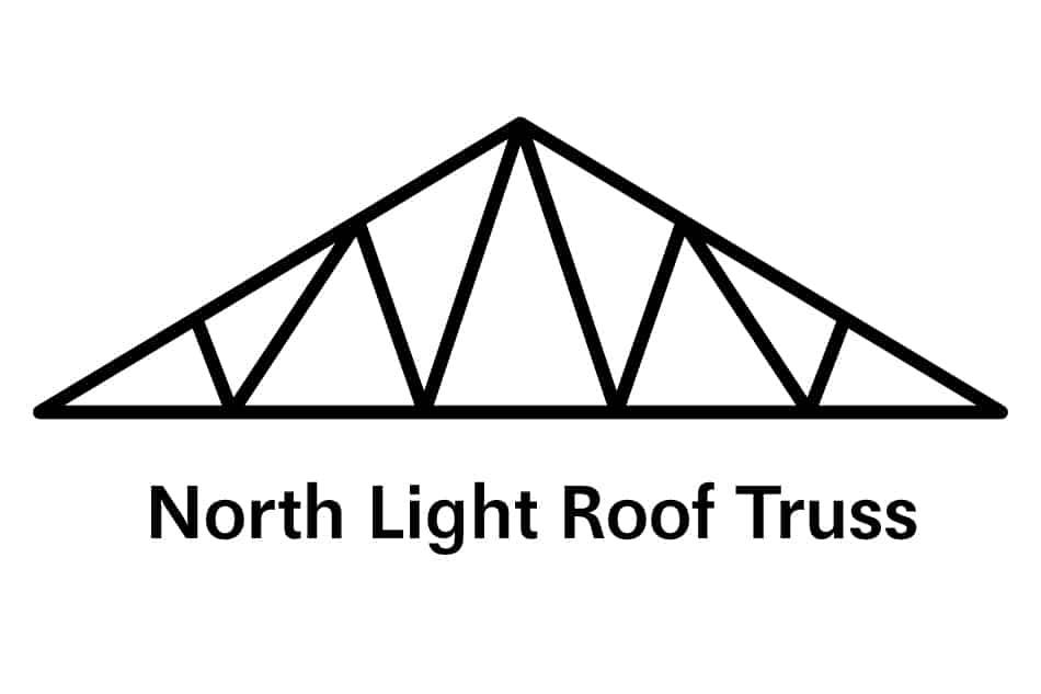 North Light Roof Truss