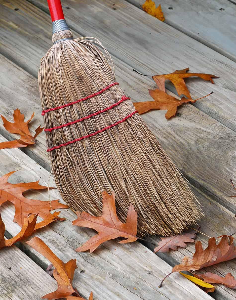 Old-Fashioned Broom
