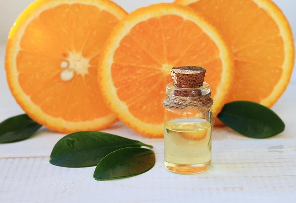 Orange Oil-Based Cleanser