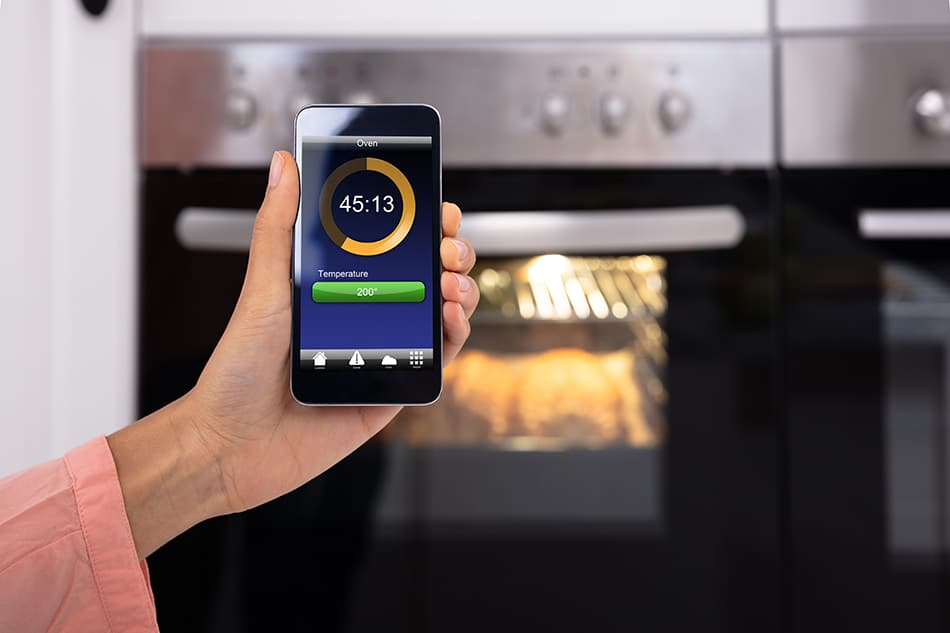 Ovens with Wi-Fi