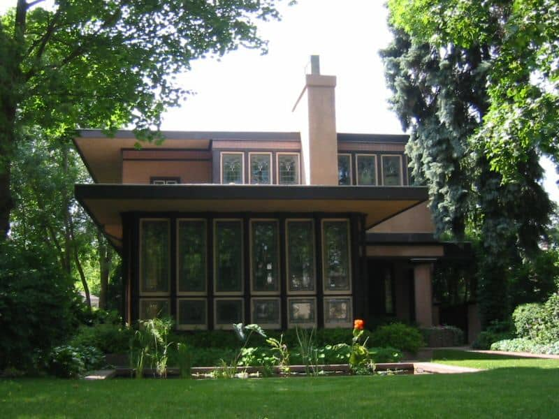 Purcell House in Minnesota