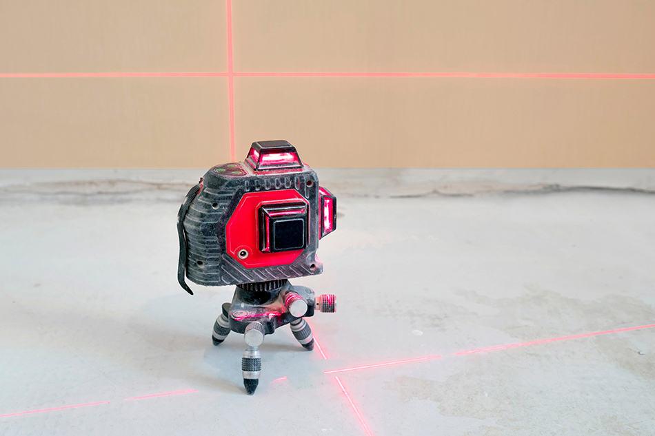 Spot Laser Level