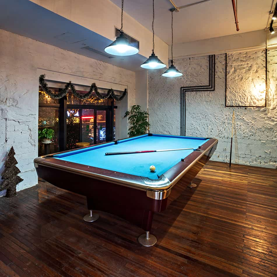 Pool Tables According to Style