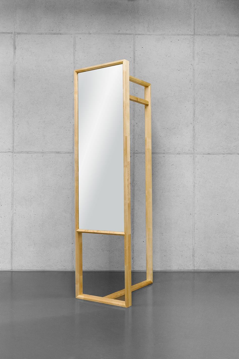Traditional Full-Length Mirror