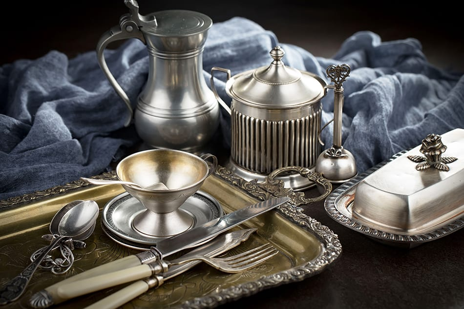 What is Silverware?