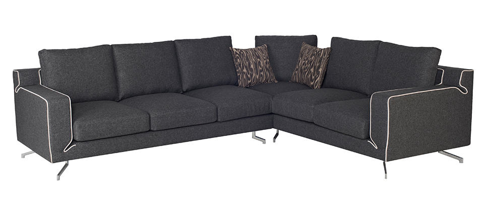 6 Seat Sectional