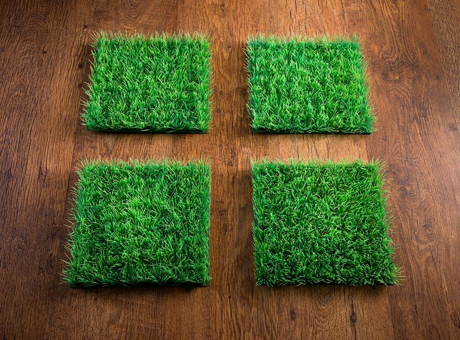 Artificial Grass Tiles