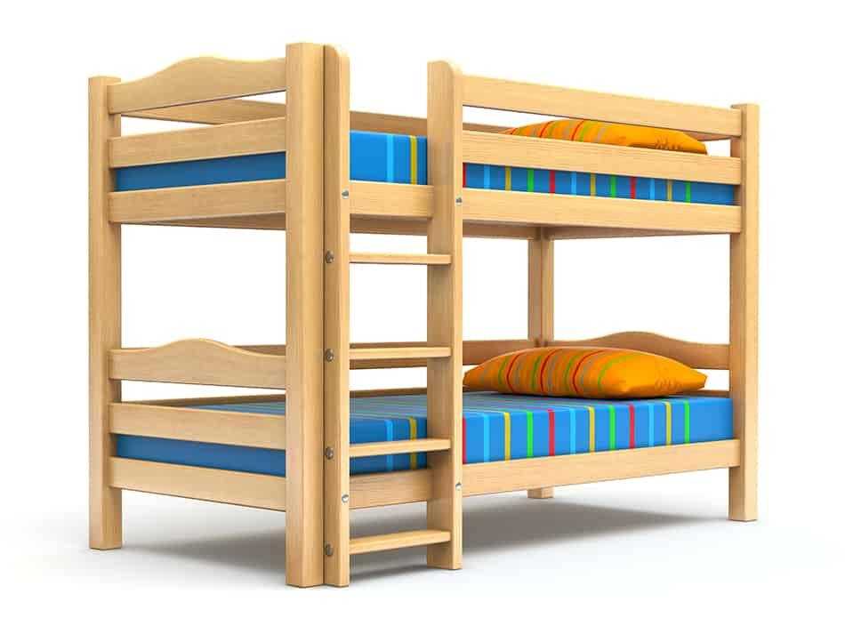 Basic Bunk Bed