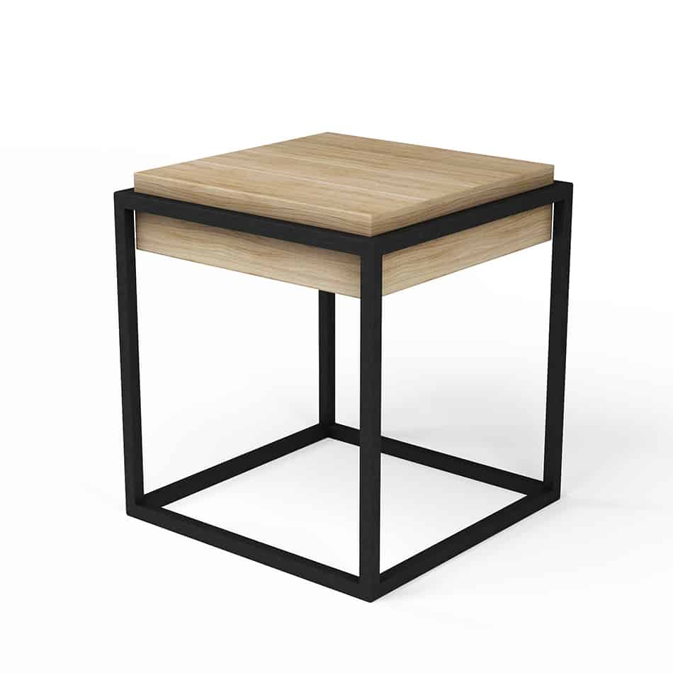 Cube or Block Nighstands