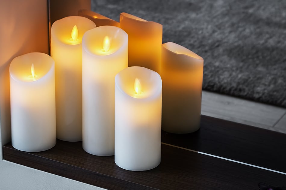 Electric Candles