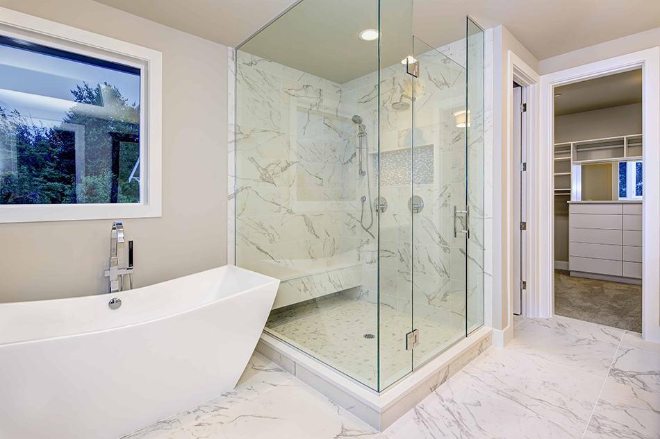 Go for a Freestanding Bathtub