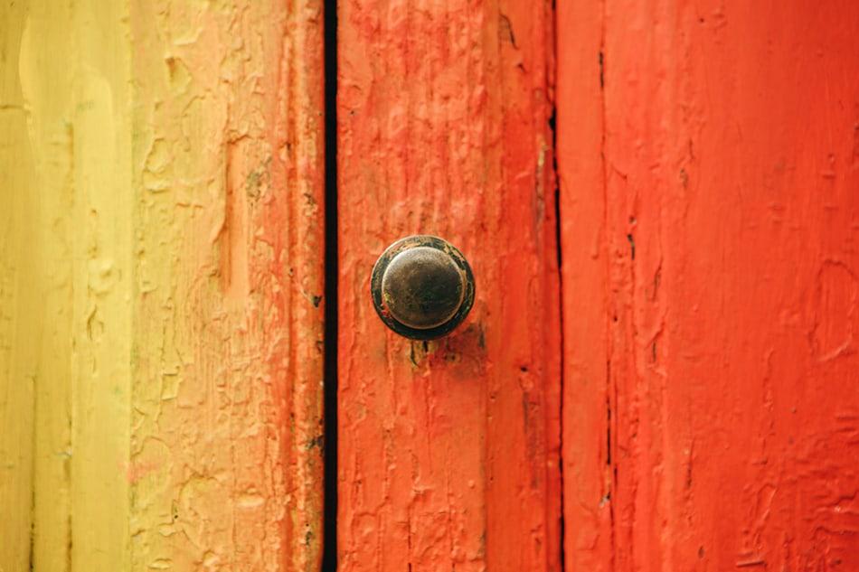 Half Dummy Doorknob