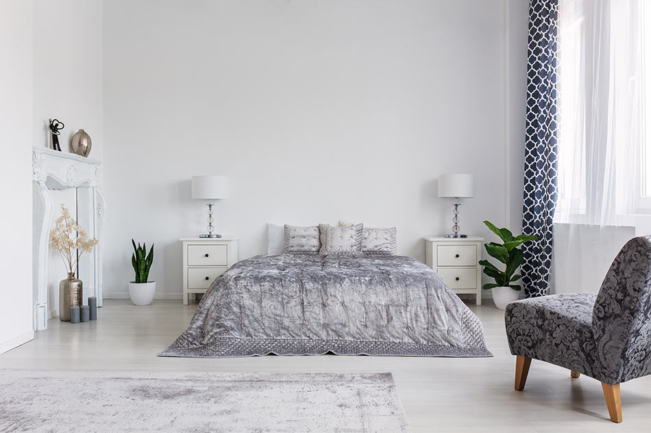 Light and Airy Silver