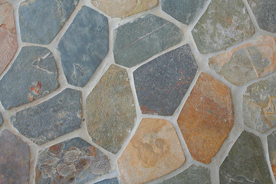 Natural Stone Deck