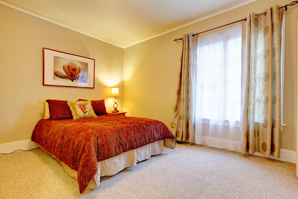 What Color Curtains Go With Yellow, What Color Curtains With Mustard Yellow Walls