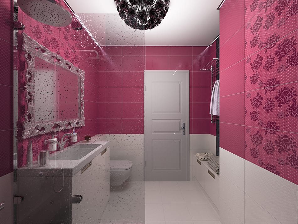 Spicy Pink for Feminity
