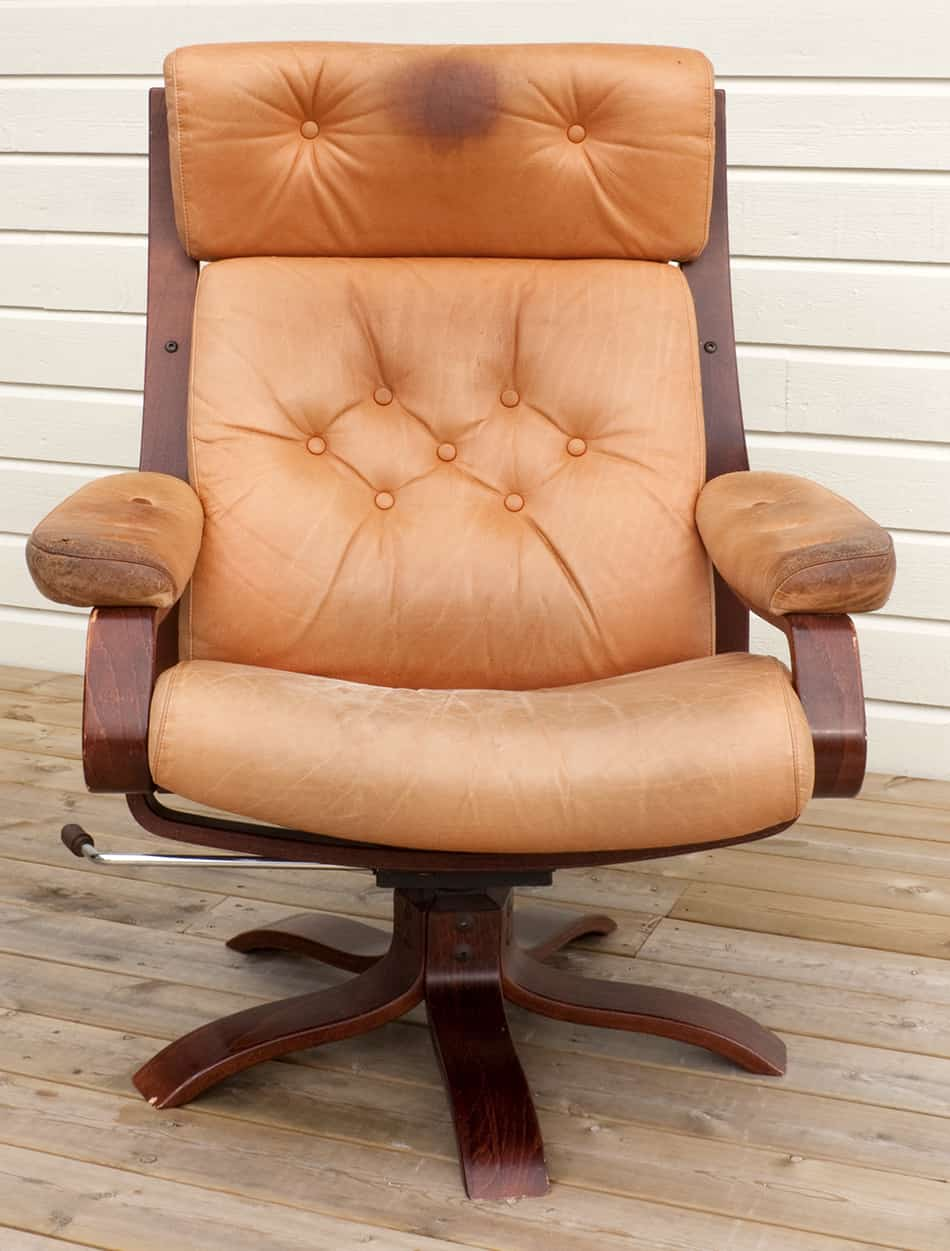 The Recliner is Old