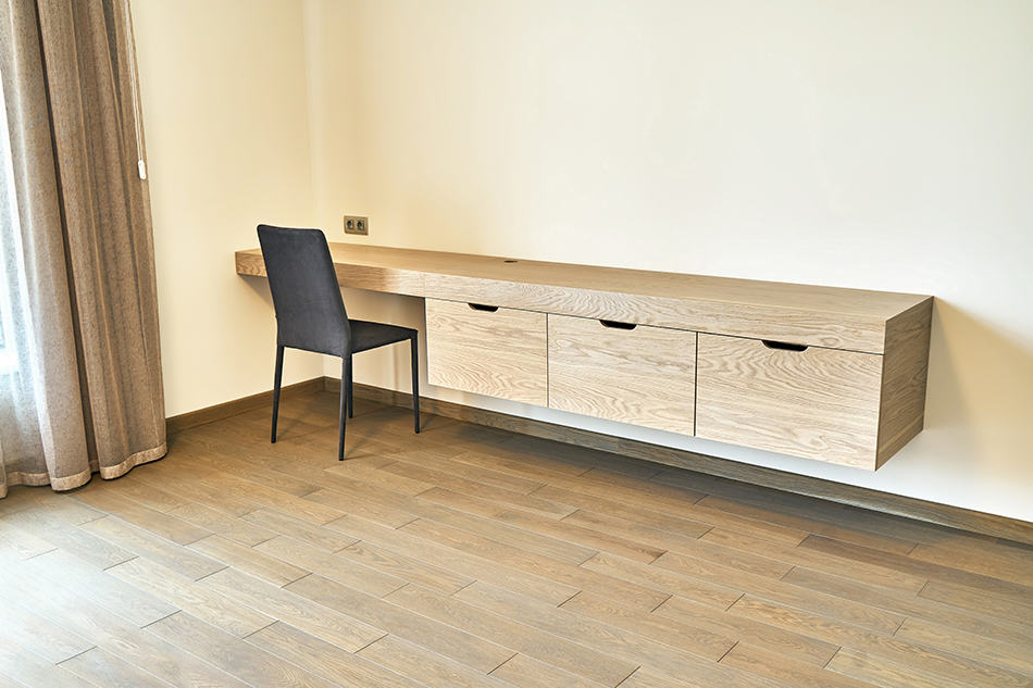 Wall-Mounted Table
