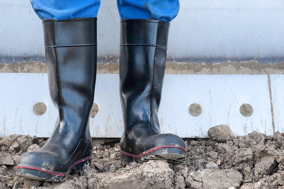 Waterproof Industrial Boots