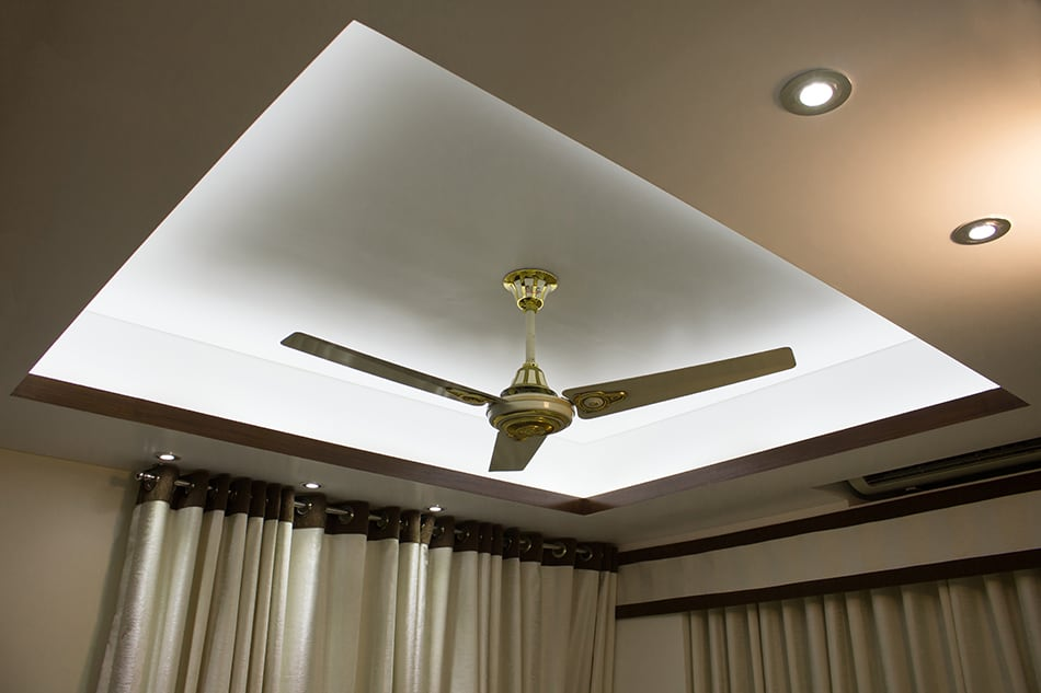 What is a Suspended or Drop Ceiling?