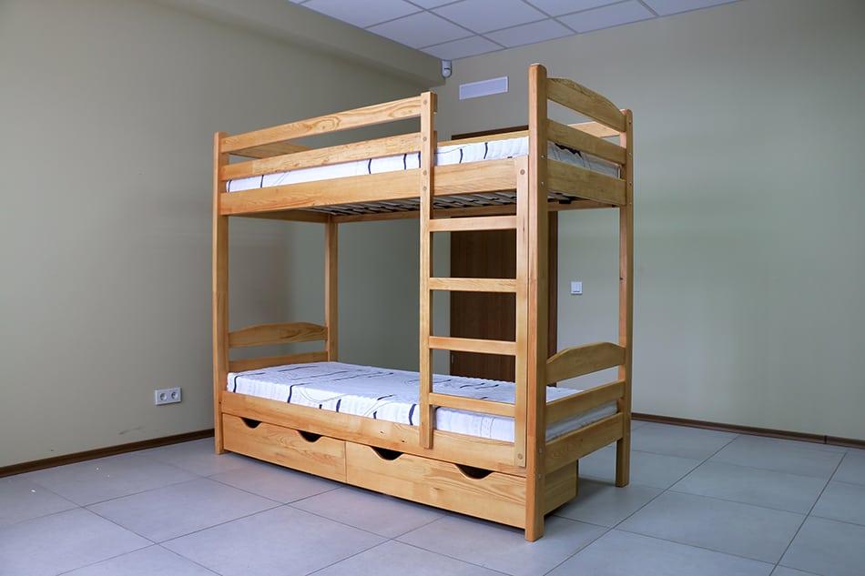 Wood Bunk Beds