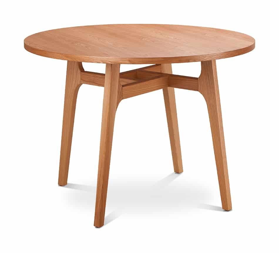 Wood Veneer Table