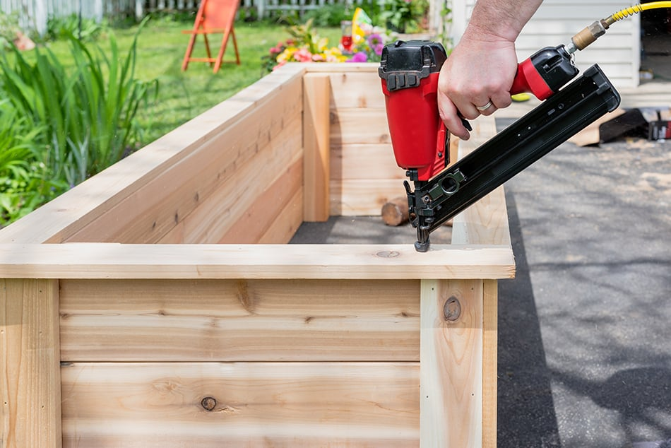 What is an Angled Finish Nailer?