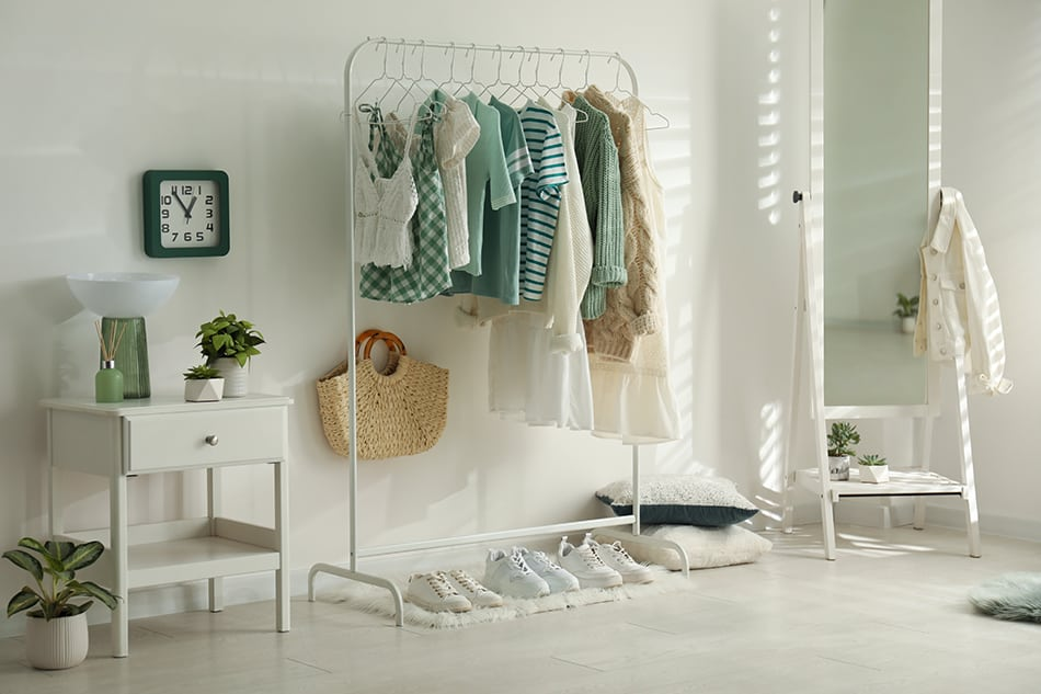 Create a Walk-in Closet and Dressing Room