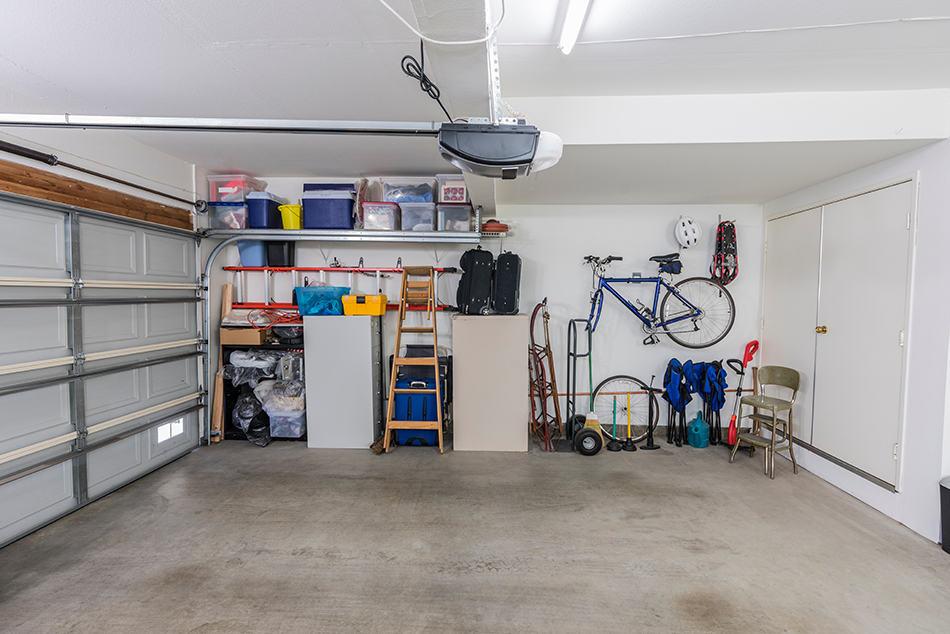 Create an Organized Storage Room