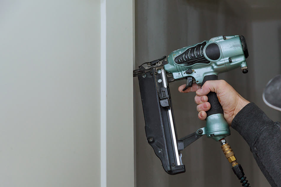 What is a Straight Finish Nailer?