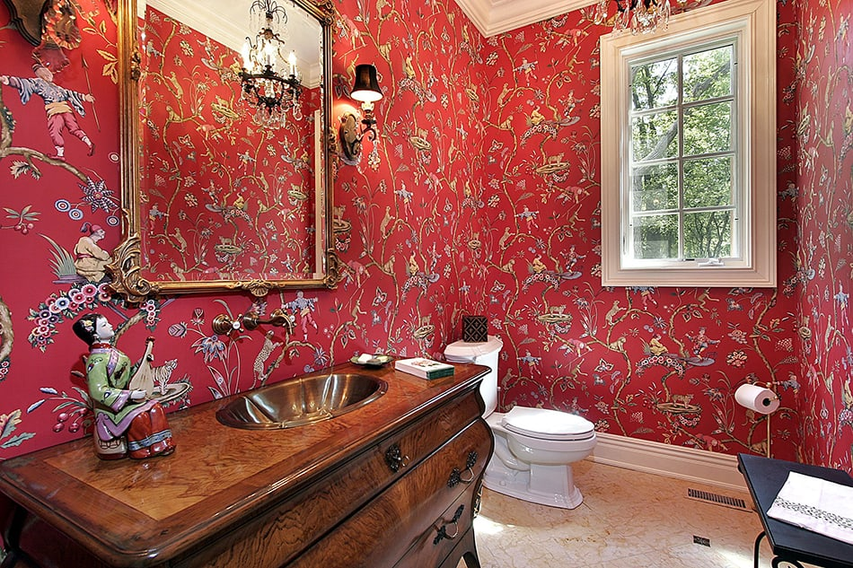 The Benefits of a Powder Room